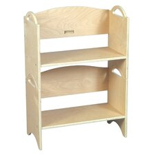 """Stacking 18"""" Bookcase"""
