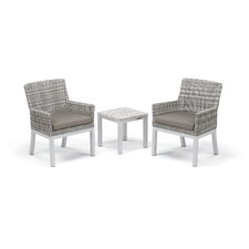 Travira 3 Piece Seating Group with Cushions