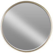 Metal Round Wall Mirror