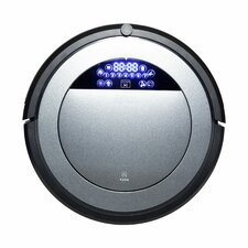 Robotic Vacuum with Anti-Allergy UV and HEPA Filter
