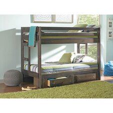 Malina Youth Twin Bunk Bed