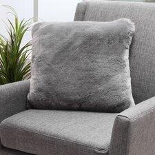 Stony Stratford Plush Fabric Throw Pillow