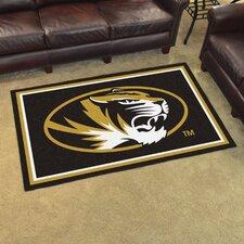 NCAA University of Missouri Rug