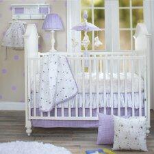 Sweet Pea 3 Piece Crib Bedding Set