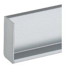 Handle-Free Cabinet Hardware Rectangle L Cap