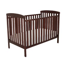 Leila 3-in-1 Convertible Crib by AFG Baby Furniture