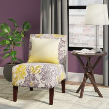 Eugenia Floral Side Chair