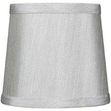 """5.5"""" Linen Drum Candelabra Shade"""