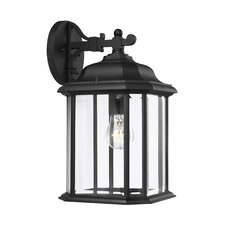 Burtt 1-Light Outdoor Wall Lantern