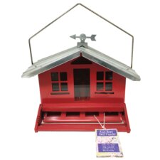Barn Hopper Bird Feeder