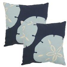 Paulita Outdoor Throw Pillow (Set of 2)