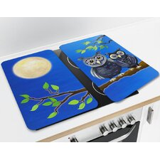 Owl Universal Cooker Cover Plate (Set of 2)