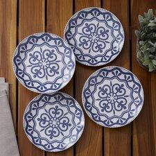 Medallion Plates (Set of 4)