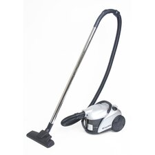 2L Bagless Canister Vacuum Cleaner with Cyclone Technology