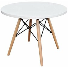 Eiffel Kids Round Writing Table