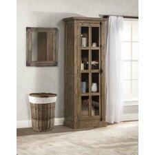 Orner Tall Single Door Cabinet by One Allium Way