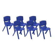 Preschool Plastic Classroom Chair (Set of 6)