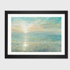 'Sunrise' Framed Print
