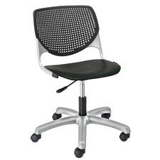 Panton Poly Task Mid-Back Drafting Chair