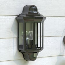 Traditional 1 Light Outdoor Flush Mount