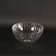 De Medici LED Crystal Circular Vessel Bathroom Sink by Maestro Bath