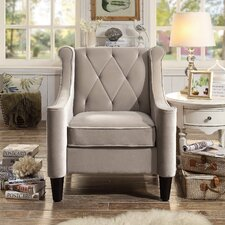Fanning Wingback Chair by House of Hampton