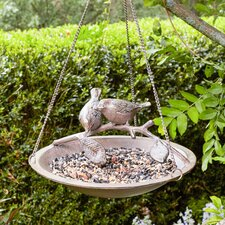 Lovebird Tray Bird Feeder