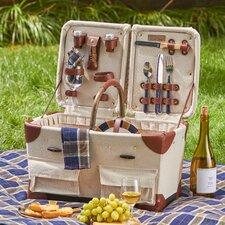 Erving Park Picnic Basket Set