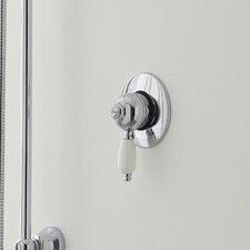 Nostalgic Single Concealed Shower Valve