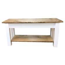 Ambler Wood Entryway Bench by Ezekiel and Stearns