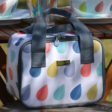 Raindrop Personal Lunch Bag
