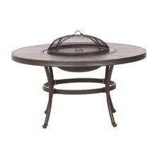Cast Aluminium Fire Pit Table