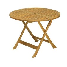 Manhattan Double Folding Bistro Table