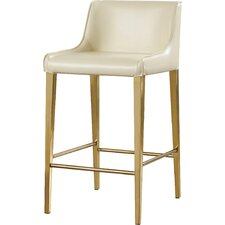 "Lawrence 25.5"" Bar Stool with Cushion"