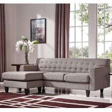 Izabella Reversible Chaise Sectional