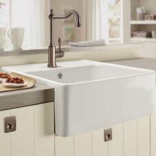 Butler 63cm x 60cm Single Kitchen Sink