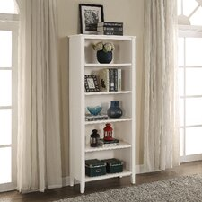 Savannah 72 Standard Bookcase by Homestyle Collection