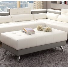 New Rochester Ottoman by Infini Furnishings