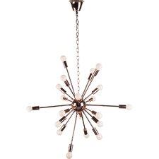 Orgasma 18-Light Sputnik Chandelier