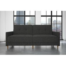 Midtown Linen Convertible Sofa