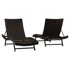 Varley Chaise Lounge (Set of 2)