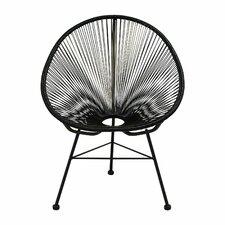 Bradley Papasan Chair by Ivy Bronx