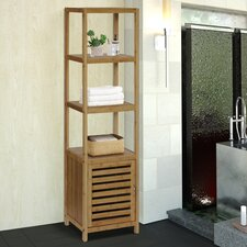 Spa 14.5 W x 54.5 H Linen Tower by Gallerie Decor