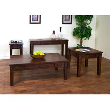 Fresno Coffee Table Set by Loon Peak