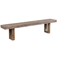 Grenadille Wood Dining Bench by August Grove