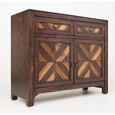 Naomi 2 Door Accent Cabinet by World Menagerie