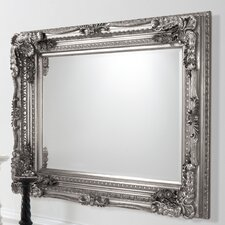 Carved Louis Full Length Mirror
