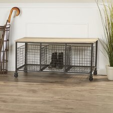 Colwall Storage Bench by Birch Lane™