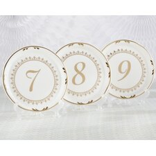 """6 Piece Tea Time 6.2"""" Bread and Butter Plate (Set of 6)"""
