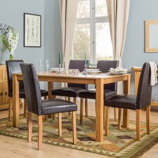 Delaney Dining Set with 6 Chairs